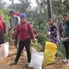 EWN's female trekking guide training-Environment awareness campaign