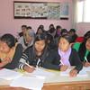 EWN's trainees in the class.