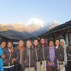 3 Sisters's trainee guides-Ghandruk Trek