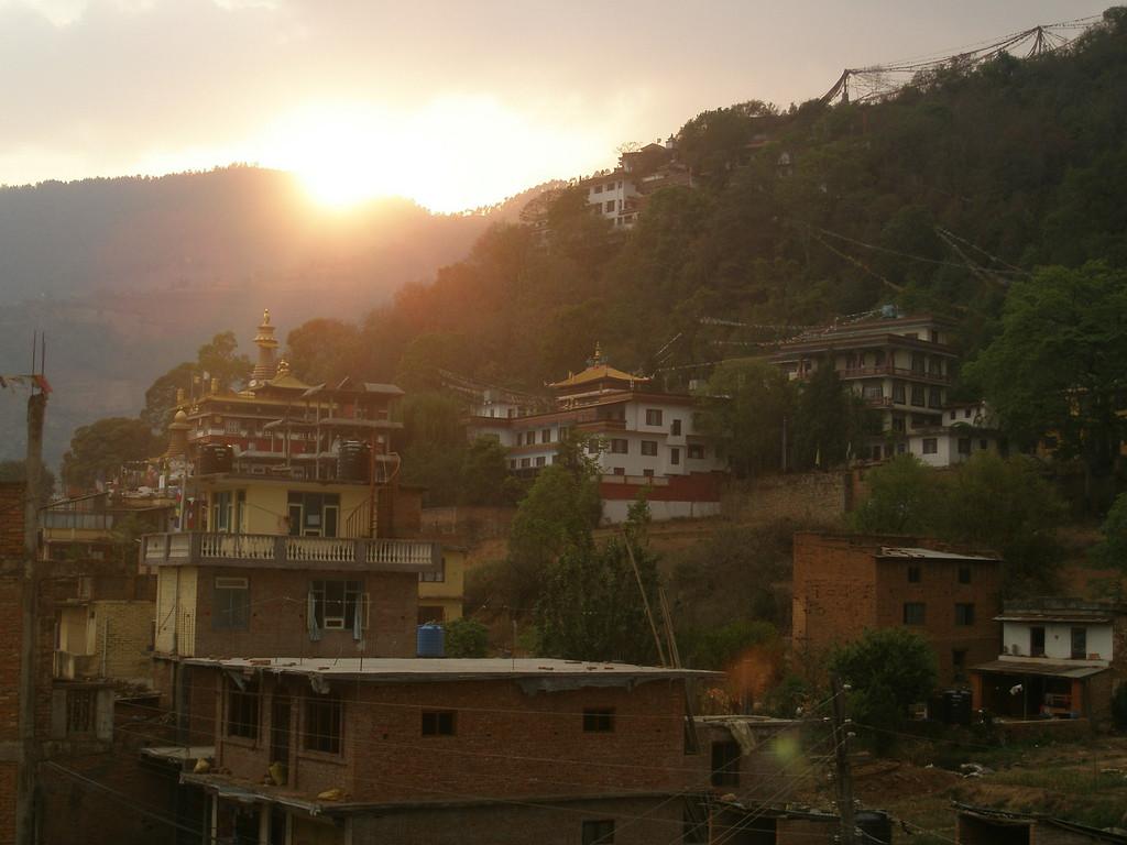 Pharping monastery, nepal