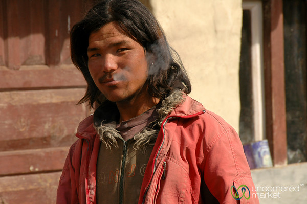 Smooth Smoker - Annapurna Circuit, Nepal