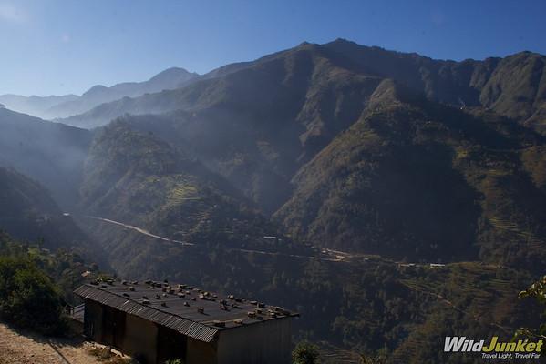 Annapurna Foothills Trek