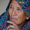Met this wonderful women on the trek to Poon Hill, Nepal.  She lived all her life in a small mountain village with the exception of a trip to France in the 1960's.  A tourist invited her for a visit.  She's still remembers every moment of this fabulous experience.
