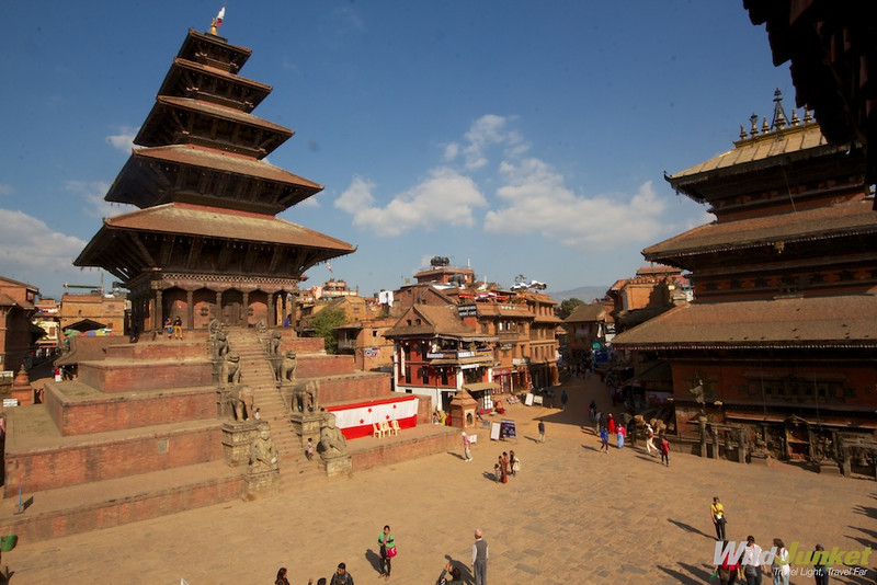 Bhaktapur Durbar Square