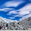 Jelly Fish Clouds over Everest