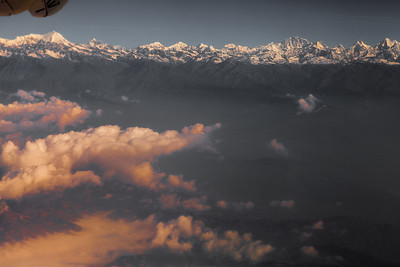The Himalayan range is home to the planet's highest peaks, including the highest, Mount Everest.  The Himalayas include over a hundred mountains exceeding 7,200 metres (23,600 ft) in elevation.  Many Himalayan peaks are sacred in both Buddhism and Hinduism.