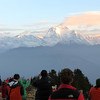 Sunrise on Dhaulagiri