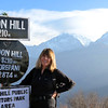famous poonhill sign