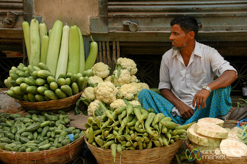 Of Cauliflower and Zucchini - Kathmandu, Nepal