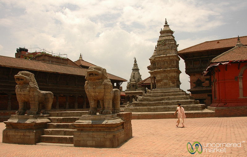 A Stroll Through Durbar Square - Bhaktapur, Nepal