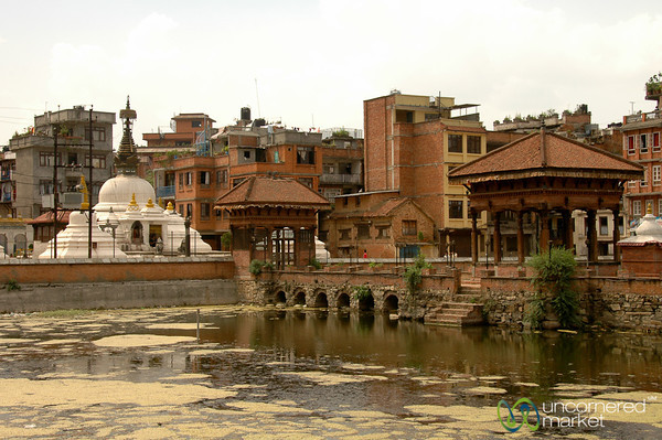 View of Patan, Nepal