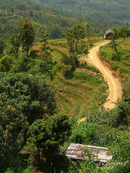 Rural Life Outside Bandipur, Nepal
