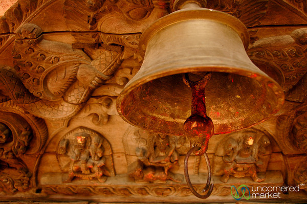 Ring the Bell - Patan, Nepal