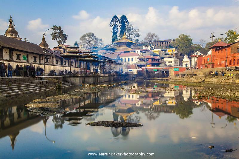 Pashupatinath, Kathmandu, Nepal.