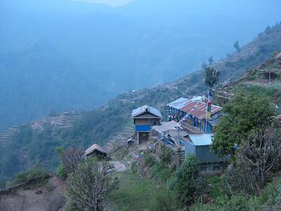 Small Village along the way