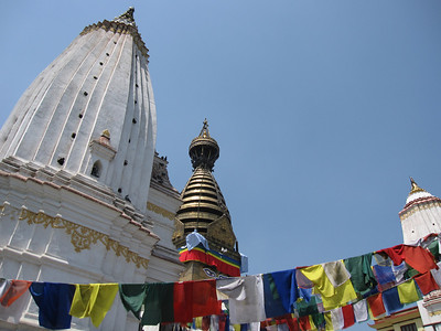 Three Religions, Three Structures