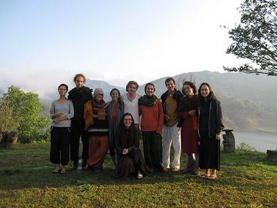 Vipassana Group - We Survived!