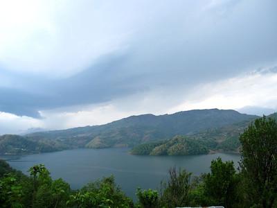 Begnas Lake, Pokhara - Before a Storm