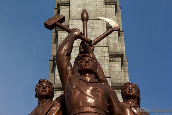 Socialist monuments