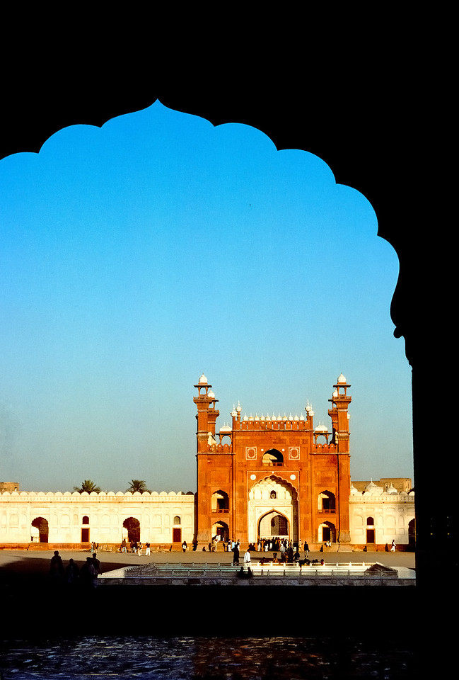 Old Fort - Lahore, Pakistan