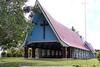Hilltop Church, Kwato, PNG