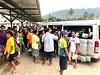 Bust Station, Alotau, PNG