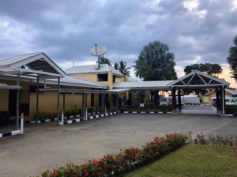 Alotau International Hotel, Alotau, PNG