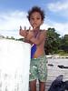 Little fisherman, Dawi