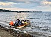 "Boat ""taxi"", Alotau, PNG"