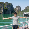AS 825 - Vietnam, Ha Long bay
