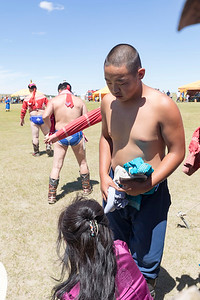 Naadam is a holiday with multiple regional contests of which wrestling is the most famous