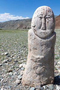 These carvings date back hundreds of years and can be found in various places along the rivers and streams of Western Mongolia
