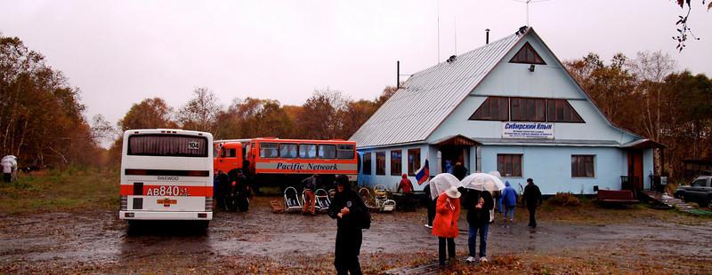 Kamchatka, Petropavlovsk