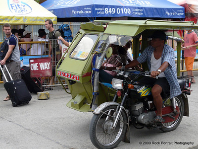 Almost every trike and Jeepney has a name, and you can see a lot of pride goes into the presentation of them.