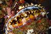 Gastropoda, Bivalve: Spondylus varians; Variable Thorny Oyster.<br /> Anilao, Philippines.