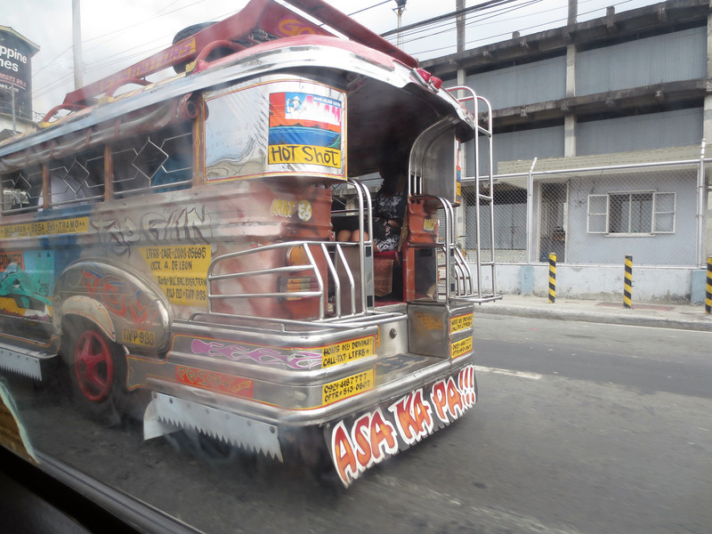 Jeepney encountered enroute to MNL.