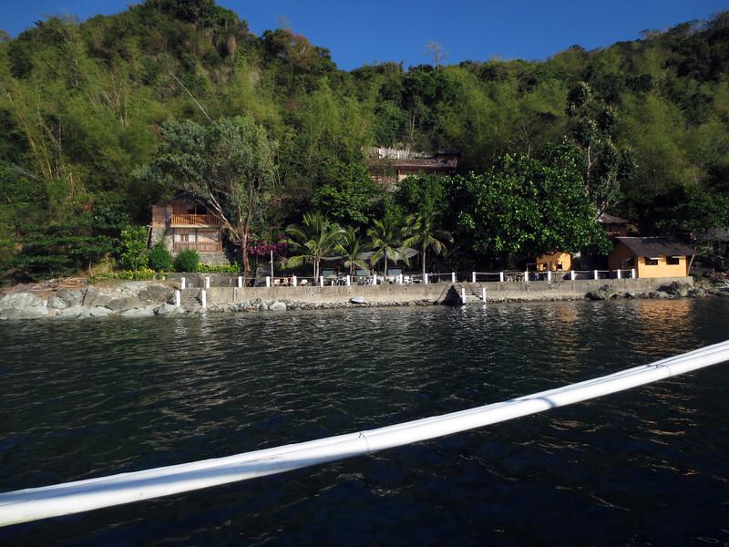 Club Ocellaris, Anilao, Batangas, Philippines.