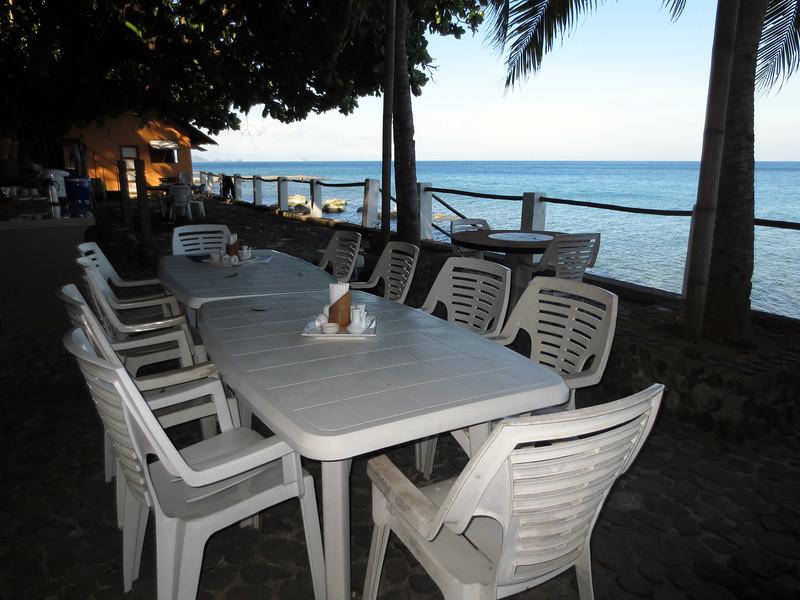 Dining area, Club-O