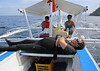Gordy, chillin' out<br /> Anilao, Philippines