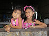 Jeremy's daughters<br /> Anilao, Philippines