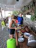 Club-O breakfast buffet<br /> Anilao, Philippines