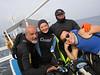 Francesco, Daniela, Christiane & Kevin<br /> Anilao, Philippines