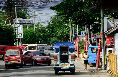 Cebu - Mactan Island traffic