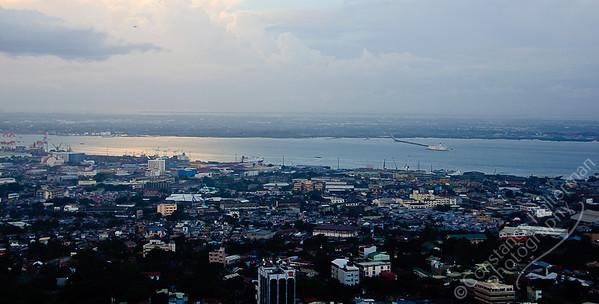 Cebu - city view