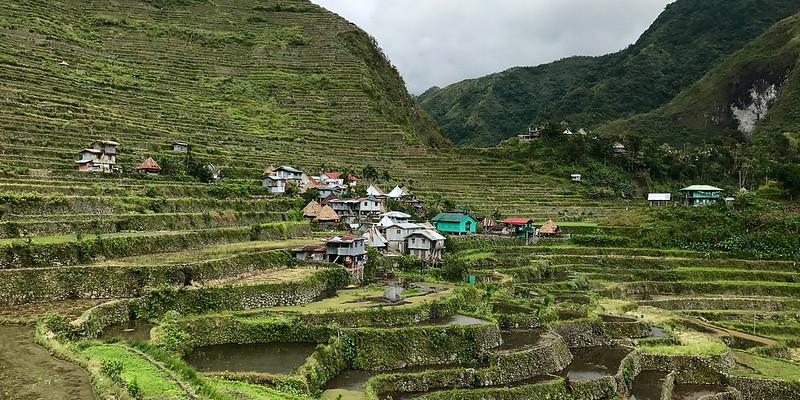 Rice Terraces in the Cordillera - Philippines
