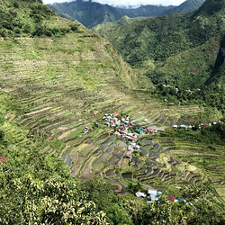 The Philippines – Bangaan Rice Terraces (and Luxury Hotels)