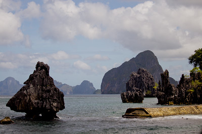 Arrival in El Nido Photograph 21