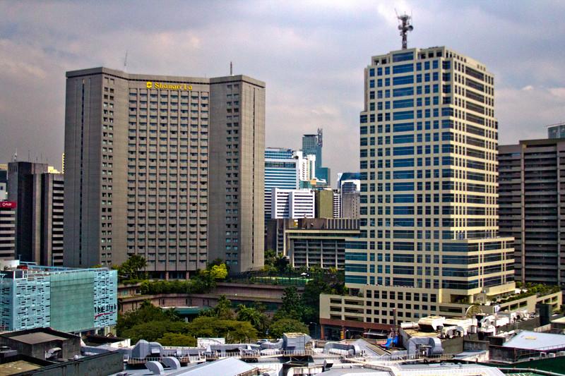 Manila Cityscape Photograph 1