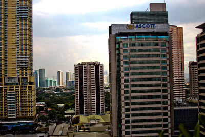 Manila Cityscape Photograph 12