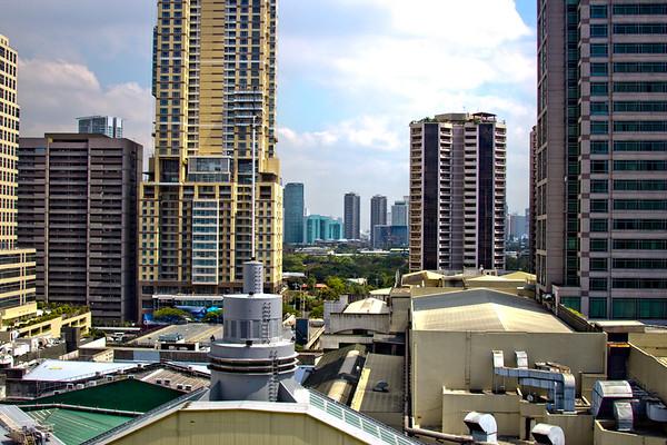 Manila Cityscape Photograph 4